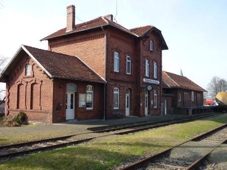 stadthagen bahnhof