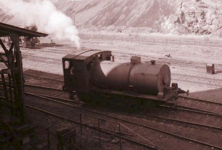 bilder zughalt am bahnsteig verpflegung 1960